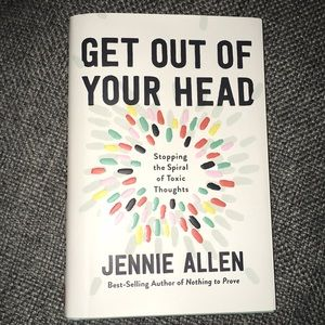 get out of your head jennie allen book